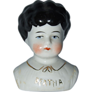 Antique German Hertwig Pet Name Bertha