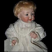 Small Antique All Bisque Kestner Baby Sammie #211