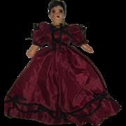 Artist Wax Doll