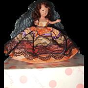 Nancy Ann Storybook #310 Rio Rita Operetta Series