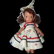 Nancy Ann Storybook #110 Little Miss, Sweet Miss, Blessings Light on You