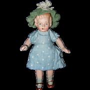 Japanese Dollhouse Composition Girl