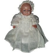 Vintage Cabinet Size Celluloid Japanese Baby