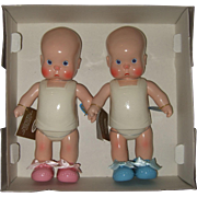 Horsman HEbee SHEbee Dolls