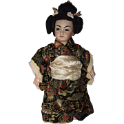 Oriental Artist Doll - Red Tag Sale Item