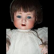 Cabinet Size Bahr Proschild Bisque Head Baby #585