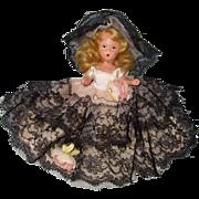 Nancy Ann Hard Plastic Doll