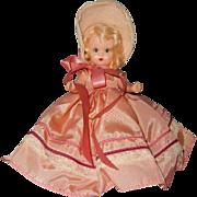 Nancy Ann Storybook Hard plastic