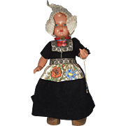 Celluloid Netherlands Doll