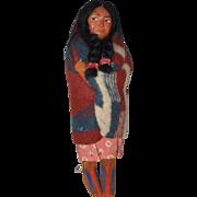 Skookum Indian Doll