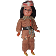 Armand Marseille American Indian Doll