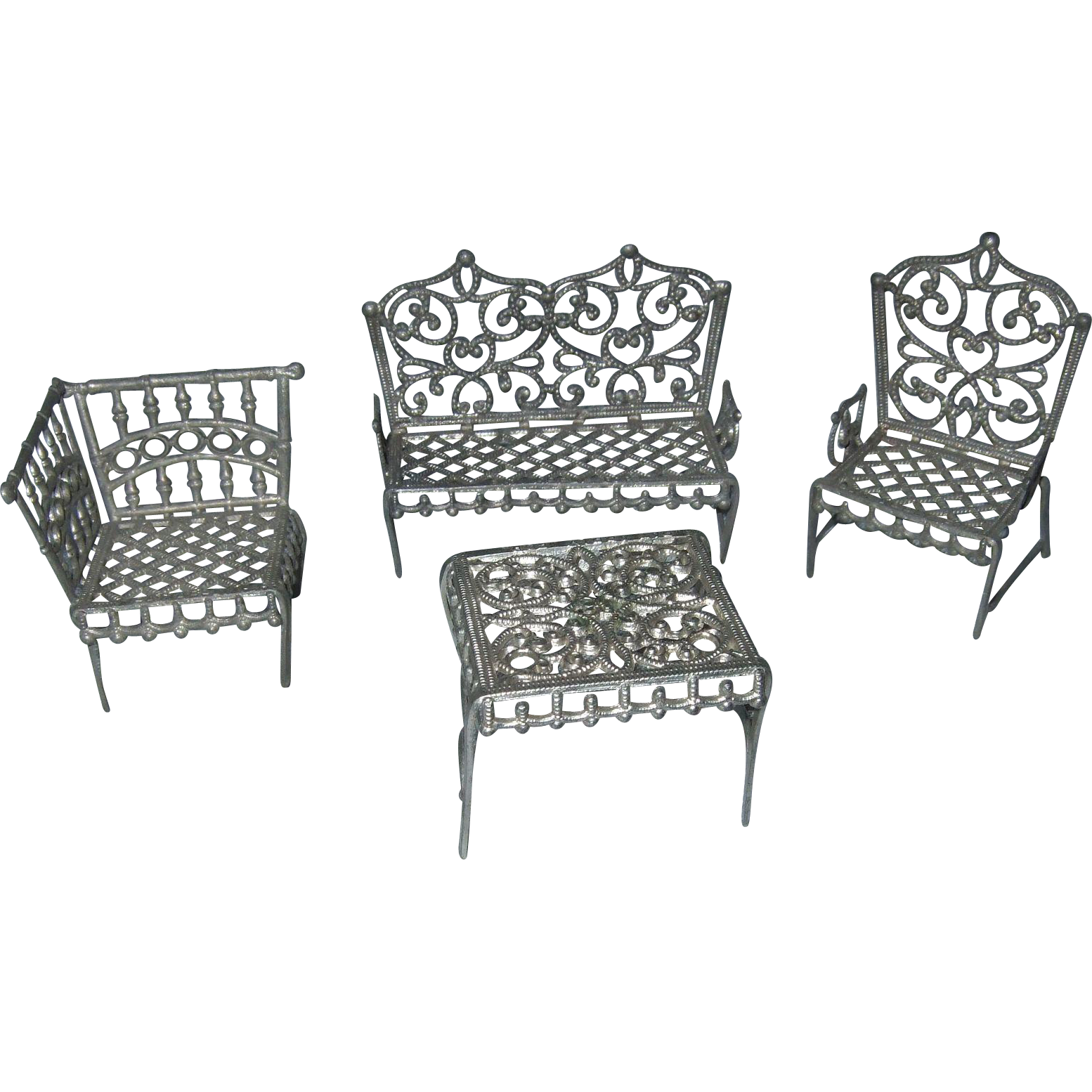 adrian cooke soft metal living room furniture from shirleydoll on ruby