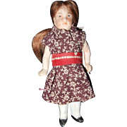 German Frozen Charlotte Type Doll