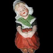 Heubach Ethnic Girl figurine