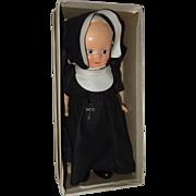 Composition Nun Doll