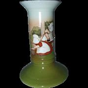 Royal Bayreuth Sun Bonnet Candle Stick