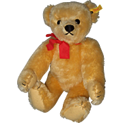 Mohair Humped Back Steiff Bear