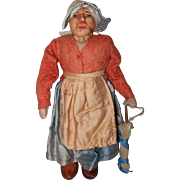 Cabinet Size French Ravca Old Lady