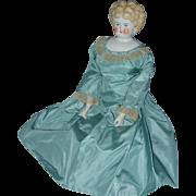German China Head Doll - Red Tag Sale Item