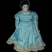 "Hertwig ""Bertha"" German China Head Doll"