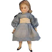 German, All Bisque, Miniature Doll