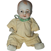 Nippon, All Bisque, Miniature Baby
