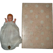 "Nancy Ann Storybook ""Hush a Bye"" Baby with Starfish Hands"