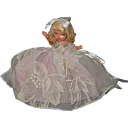 Painted Bisque, Nancy Ann Storybook, #181 Tuesdays Child is Full Of Grace - Red Tag Sale Item