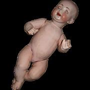 Antique, German, bent Limb, Baby Body