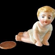 Hertwig, Miniature, Bisque Baby