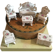 Japanese, Dollhouse, China Furniture