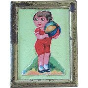 Miniature Dollhouse Framed Picture