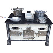 German, Doll Stove