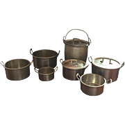 German Kitchen Pots