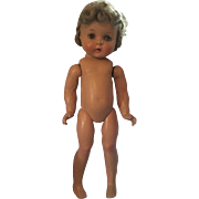 Large, Composition Doll