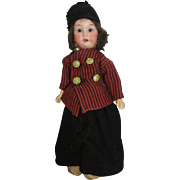 Armand Marseille Bisque Ethnic Doll