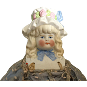 Hertwig, Bonnet Head, Doll