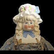Hertwig, Bonnet Head, Doll