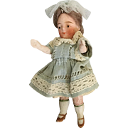 German, All Bisque, Dollhouse Doll