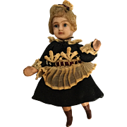 German, Bisque Head Maid