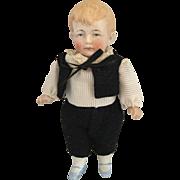 German, Miniature, All Bisque Boy