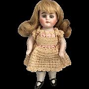 Miniature, Kestner, All Bisque Girl