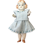American Made All Bisque Doll