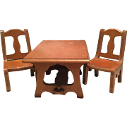 Grand Rapids Table and Chairs