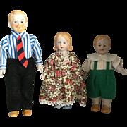 Porcelain, Shackman, Dollhouse Family