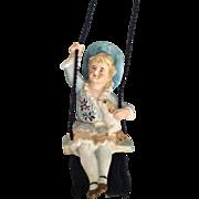 Heubach, Victorian, German Swinger