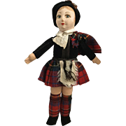 Norah Wellings Scottish Girl