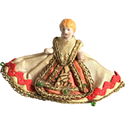 German, Carl Horn, Miniature Doll