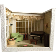 Shadow Box of Sitting Room