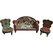 Bliss Sofa and Chairs
